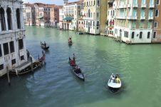 Free Hotel Ca  Sagredo - Grand Canal - Rialto - Venice Italy Venezia - Creative Commons By Gnuckx Stock Image - 90488601