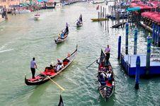 Free Grand Canal - Rialto - Venice Italy Venezia - Creative Commons By Gnuckx Royalty Free Stock Photos - 90488608