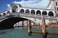 Free Grand Canal - Rialto - Venice Italy Venezia - Creative Commons By Gnuckx Royalty Free Stock Photography - 90488627
