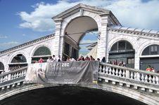 Free Grand Canal - Rialto - Venice Italy Venezia - Creative Commons By Gnuckx Royalty Free Stock Photography - 90488687