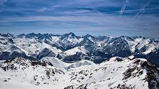 Free Mountain Range Royalty Free Stock Image - 90490276