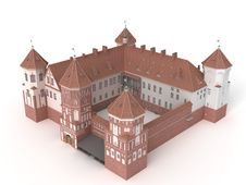 Free Medieval Architecture, Building, Roof, Château Royalty Free Stock Image - 90492066