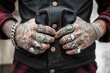 Free Hand, Finger, Tattoo, Arm Stock Photos - 90492343