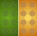 Free Traditional Ottoman Turkish Tile Illustration Royalty Free Stock Photography - 9055737