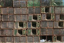 Free Cages Stock Image - 9050921