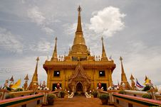 Free Thai Style Architecture Stock Photography - 9052032