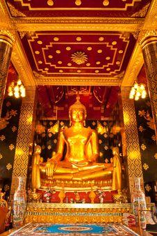 Free Buddha Image Royalty Free Stock Image - 9052396