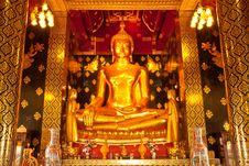 Free Buddha Image Royalty Free Stock Image - 9052486
