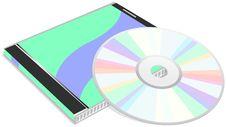 Free CD Disk Stock Photos - 9052863