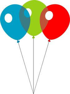 Free Balloons Royalty Free Stock Photography - 9052997