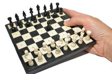Free Road Chess Royalty Free Stock Images - 9053799