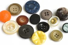 Free Buttons Stock Photography - 9054312