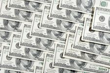 Free A Lot Of 100 Banknotes Stock Photography - 9054342