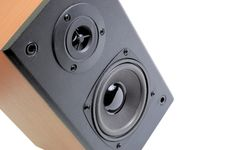 Free Loudspeaker Acoustics System. Royalty Free Stock Images - 9054469