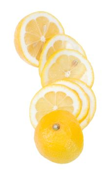 Free Cuted Lemon Royalty Free Stock Photo - 9054675