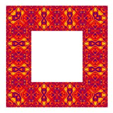 Ornamental Frame. Stock Photos
