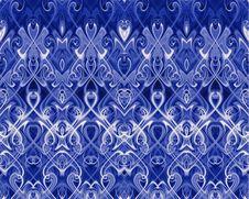 Seamless Horizontal Pattern. Stock Image
