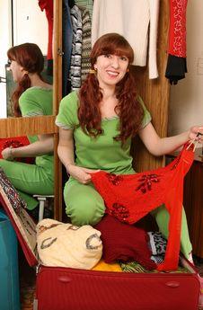 Free Wardrobe Stock Images - 9056214