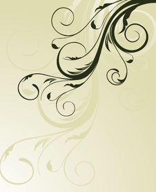 Free Floral Background Royalty Free Stock Images - 9056239