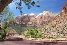 Zion NP, Utah Stock Photos