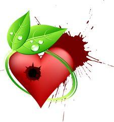 Save Love. Royalty Free Stock Photos