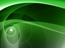 Circle Color Green Royalty Free Stock Photography