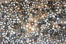 Free Smooth Stones Royalty Free Stock Image - 9058106
