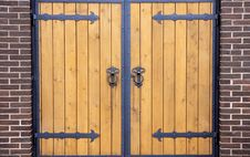 Free Door Royalty Free Stock Image - 9058476