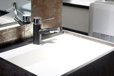 Free Water Sink Stock Photos - 9059103