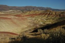 Free Painted Hills Royalty Free Stock Photography - 9059297