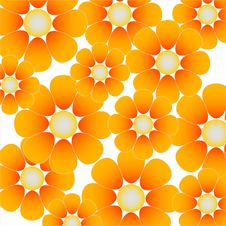 Free Floral Background Royalty Free Stock Photography - 9059817