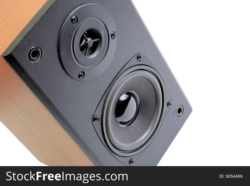 Loudspeaker acoustics system.
