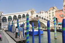 Free Grand Canal - Rialto - Venice Italy Venezia - Creative Commons By Gnuckx Stock Photo - 90552660