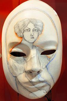 Free Venetian Carnival Mask - Maschera Di Carnevale - Venice Italy - Creative Commons By Gnuckx Stock Photography - 90552672