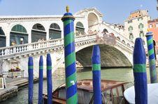 Free Grand Canal - Rialto - Venice Italy Venezia - Creative Commons By Gnuckx Stock Images - 90552694