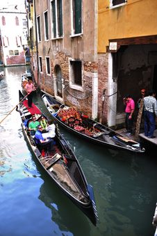 Free Venice Italy Venezia - Creative Commons By Gnuckx Stock Photography - 90552762