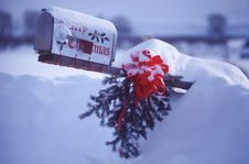 Free Merry Christmas Royalty Free Stock Image - 90553756