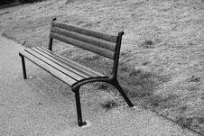 Free Park Bench Stock Photo - 90554410