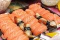 Free Set Of Sushi Royalty Free Stock Photo - 9062475