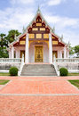 Free Thai Style Architecture Stock Photography - 9066772