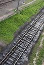 Free Long Railway Royalty Free Stock Photography - 9067357