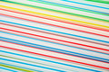 Free Plastic Drinking Straws . Royalty Free Stock Images - 9069539