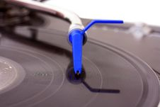 Free Dj Needle Stock Photos - 9061043