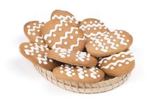 Free Gingerbread Cookies Royalty Free Stock Image - 9062226