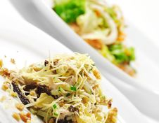 Free Chicken Salad Stock Image - 9062251