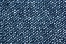 Free Close-up Shot Of Blue Denim Royalty Free Stock Photography - 9062637