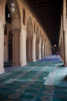 Free Mosque In Egypt Royalty Free Stock Photo - 9062775