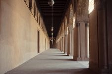 Free Mosque In Egypt Stock Photography - 9062832