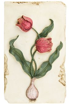 Free Decoration In Form Of Tulip Stock Photo - 9063650