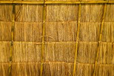 Free Thai Native Traditional House Roof Stock Photography - 9063692